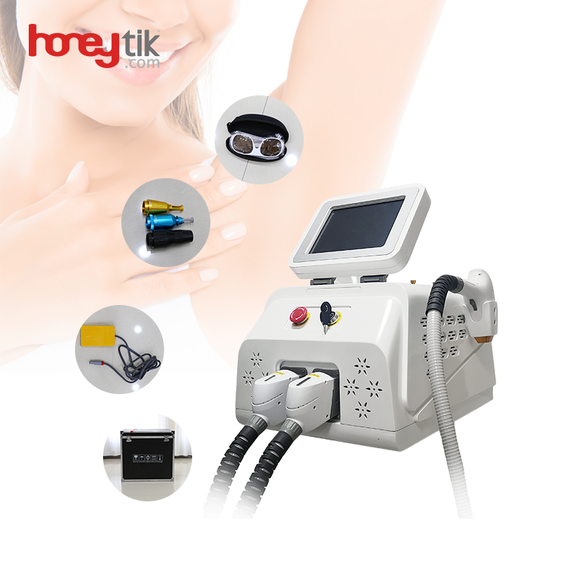 nd yag laser tattoo removal hair removal laser equipment skin rejuvenation professional multifunction permanent for salon owner
