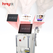 808nm diode laser hair removal machine new advanced android system salon use permanent painless