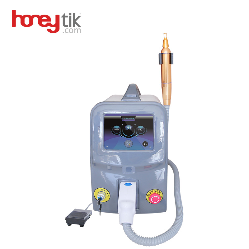 Q switched nd yag laser tattoo removal machine price