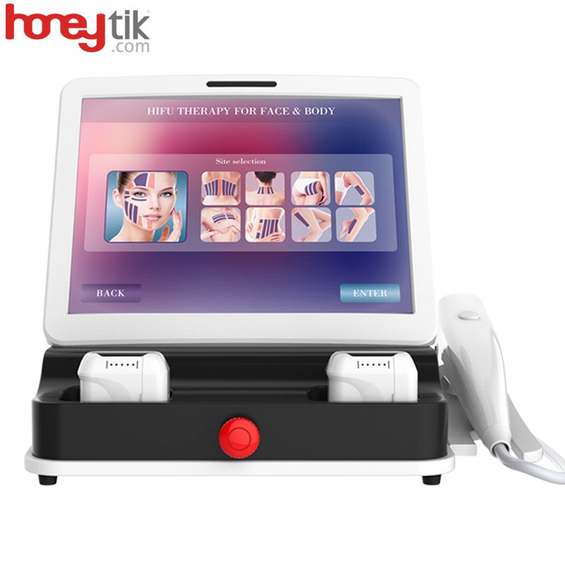 Hifu high intensity focused ultrasound ultrasonic hifu machine face lifting
