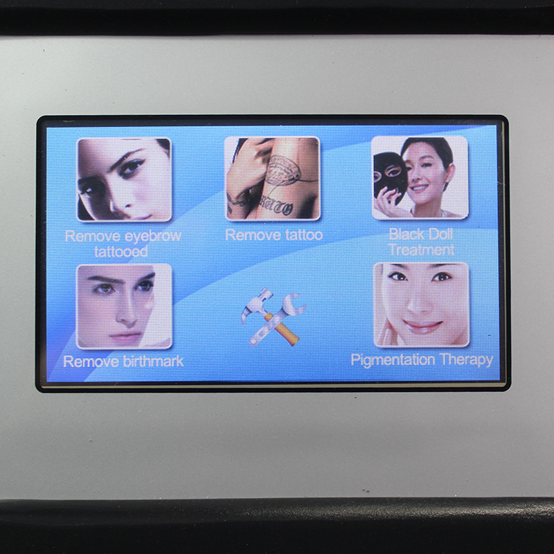Professional laser tattoo removal machine for sale
