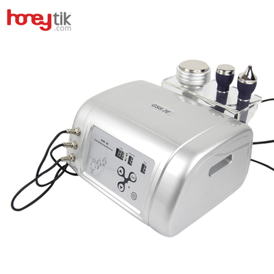 Cavitation machine for home use portable fat reduction 3 in 1 GS8.2E
