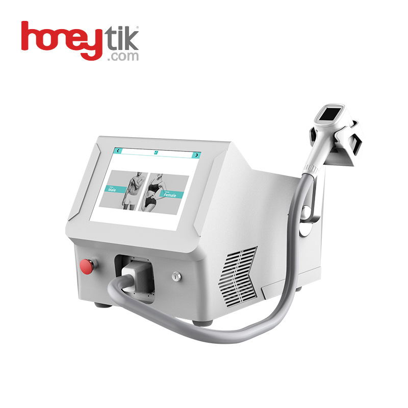 808nm diode laser permanent hair removal machine 600w