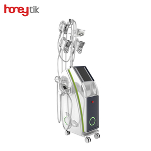 cryolipolysis machine 4 handle 5 different size workheads suitable for all body area